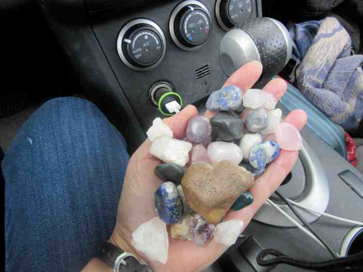 A Handful Stones