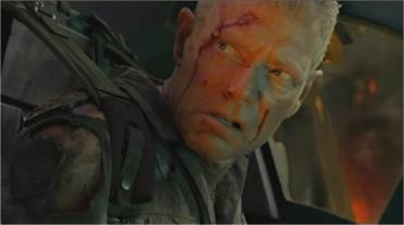 Colonel Miles Qauritch? Or Sigmund?